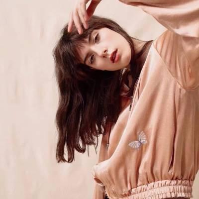 杭州朗斯莉19年秋装时尚简约风品牌折扣女装尾货专柜下架***货源