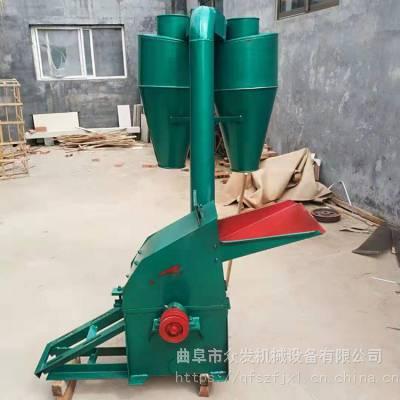 大型除尘秸秆粉碎机 加工定做沙克龙粉碎机