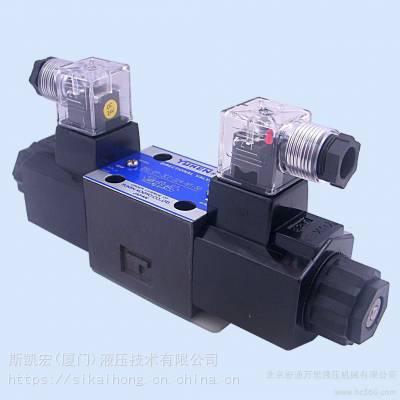 油研YUKEN电磁阀DSG-01-2D2-A110-N1-50