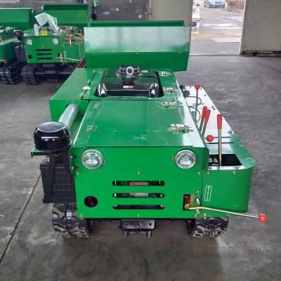科博葡萄地旋耕施肥机 厂家热销手扶式旋耕机 柴油192型微耕机