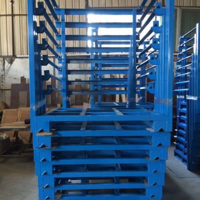 东莞锦川供应折叠式堆垛架 固定式仓储架 移动式货架价格