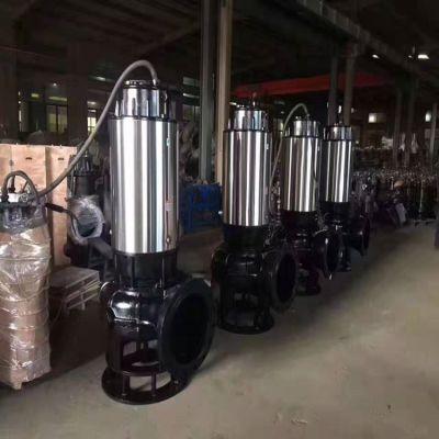 供应250WQ600-9-30精铸不锈钢潜水排污泵