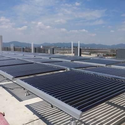 太阳能热水工程-广州玮能优质-太阳能热水工程安装