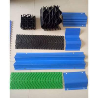 C型冷却塔收水器材质 成信收水器型号齐全 冷却塔塑料挡水板 品牌成信