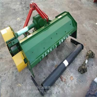 汽油柴油动力高效碎枝机 秸秆还田机 专业厂家生产杀秧机