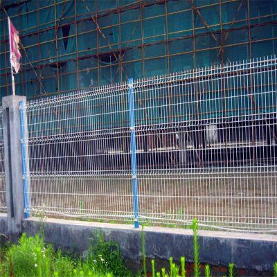 园林绿色护栏网 景区围栏网 鱼塘围栏防护网