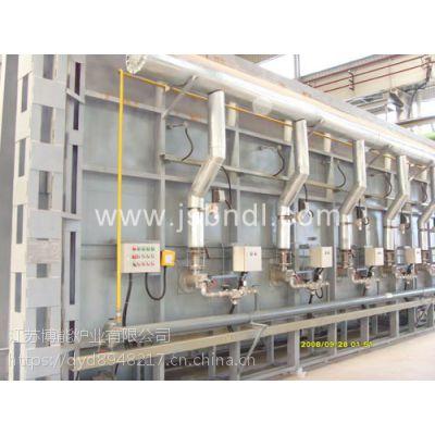 天然气台车炉,台车炉,大型台车炉