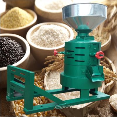 五谷杂粮砂轮碾米机-组合式磨面碾米机-节能型五谷打米机