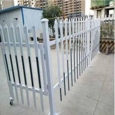 娄底pvc塑钢护栏围栏武安塑料围栏批发