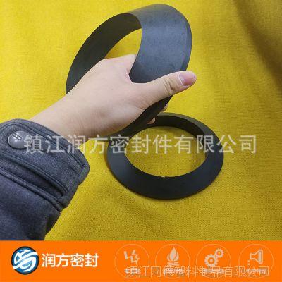 聚四氟乙烯PTFE填充碳纤维增强 密封环 广泛应用于塑料包装机械