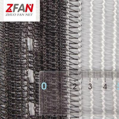 供应聚乙烯防雹网 优质PE耐晒防风化抗紫外线月牙形苹果园防冰雹网 防风网