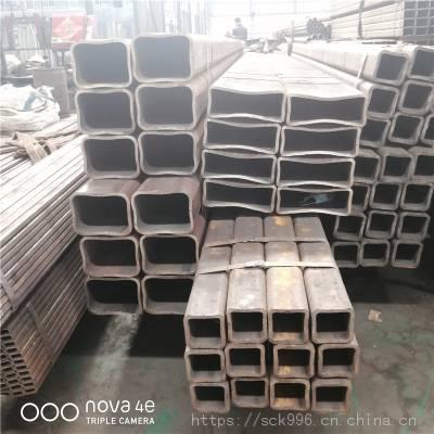 60*160*3.75方矩钢管-镀锌铁管 方管-厚壁镀锌钢管-厂家直发