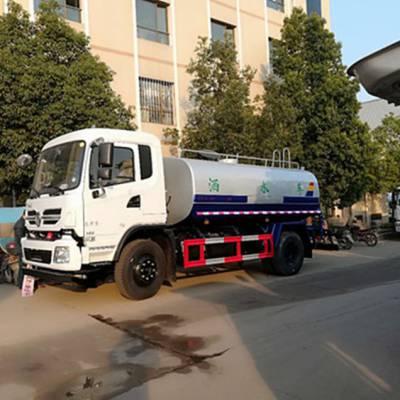 陕西汉中降尘洒水车厂家直销保证质量