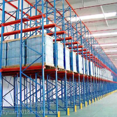 深圳力源 贯通式货架 冷轧型材不易变形 满足各种定制需求
