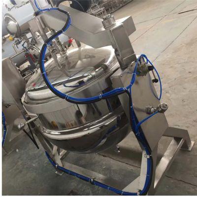 高压蒸煮锅 工业大型肉类蒸煮锅 高压蒸煮灭菌一体锅 可自动开盖