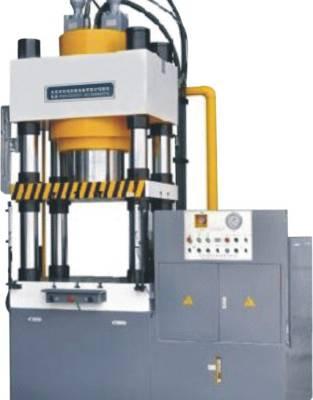 20吨四柱油压机价格-柳州四柱油压机-银通牌四柱油压机