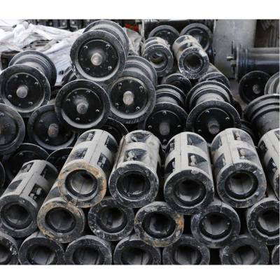 厂家供应半滚筒 煤矿40T刮板机半滚筒 放心售后