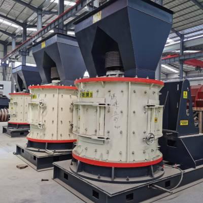 河卵石制砂机 立轴重型板锤制砂机 新型人工制砂生产线 立轴式制砂机设备厂家