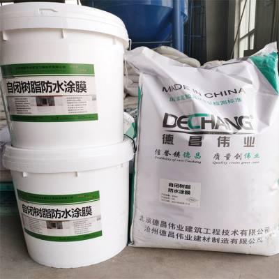 自闭树脂防水涂膜 德昌伟业厂供 全国发售
