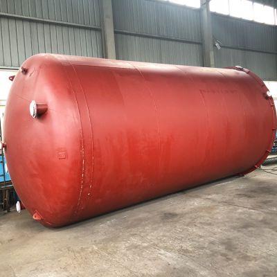 20多年专业生产/钢衬塑防腐储罐/50立方米大型槽罐/可定制