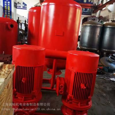80口径多级泵,XBD1.40-10G-GDL,喷淋系统供水设备,140米扬程消防泵