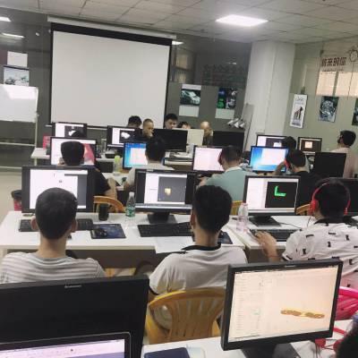 江门CNC电脑锣编程包学会