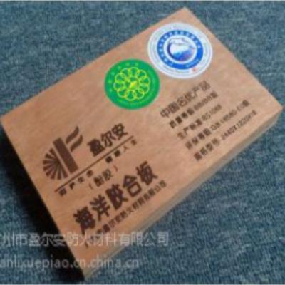 供应5mm中国名优产品│盈尔安│阻燃免漆饰面板│三聚氰胺双面│橱柜防水胶合板