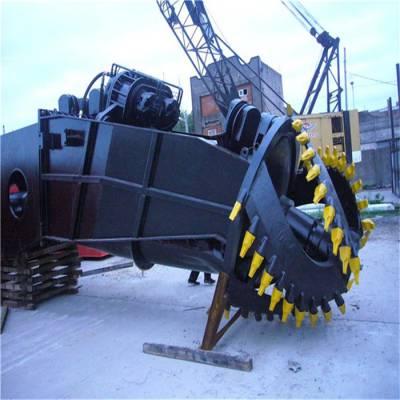 河道清淤绞吸式挖泥船-启航疏浚-河道清淤绞吸式挖泥船使用案例