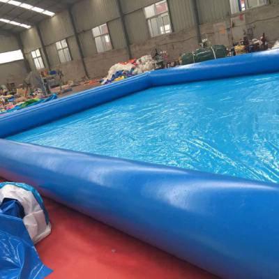 山西运城小型游乐充气沙滩池儿童乐园