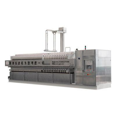 厢式隔膜压滤机-景津环保-厢式压滤机