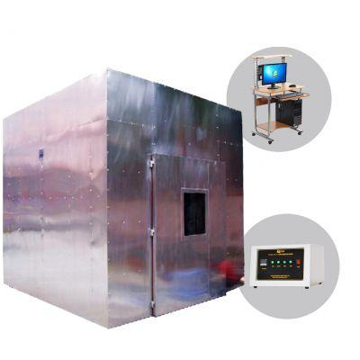 中诺厂家直销ZY6166-PC电线电缆烟密度测定仪