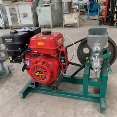 膨化机市场报价 汽油10用型玉米空心棒膨化机 新品膨化机