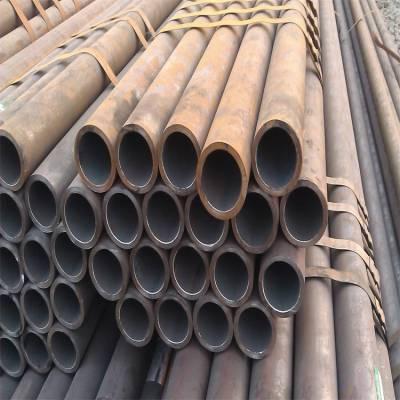 重庆Q345B无缝钢管45*3.5流水流气现货供应