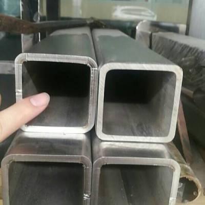 25*80*1.5不锈钢方管价格316L不锈钢管拉砂干燥设备用管