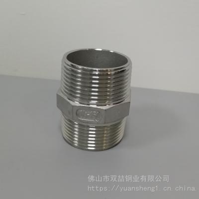304丝扣螺纹内接 不锈钢304丝口内接 螺纹接头不锈钢DN20