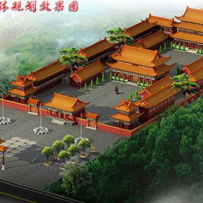 寺庙设计,祠堂设计,戏台设计,牌楼设计