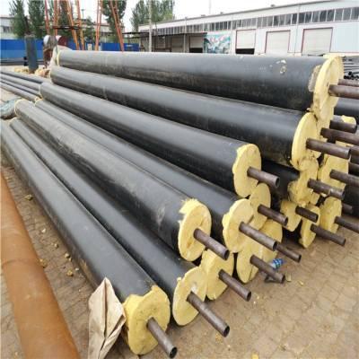 自贡 鑫龙日升 预制直埋无缝保温钢管 DN900/920钢预制聚氨酯保温管