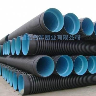 安阳波纹管-湖北今非厂家直销-双壁波纹管生产线