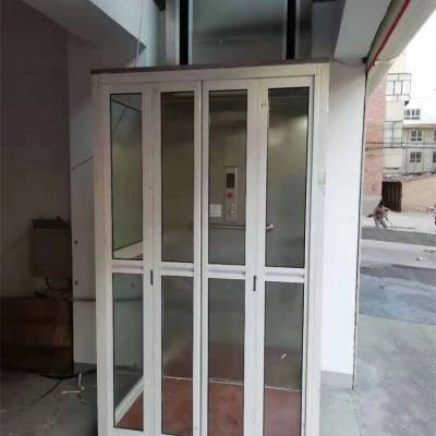 北京家用电梯品牌厂家 北京6米简易家用电梯价格