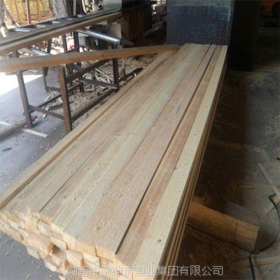 建筑木方 建筑工程用松木方 不易劈裂 广东厂家直销