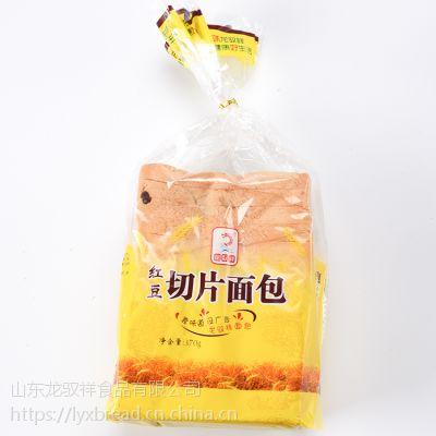 山东食品厂龙驭祥切片面包酒店餐饮店超市社区店畅销款招商代理