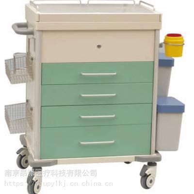 昂派厂家UP-10075-2A不锈钢多功能治疗车