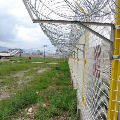 机场安全网机场扩建围网安装