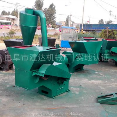 广东小型饲料粉碎机价格 自家饲料粉碎机 牛羊秸秆饲料粉碎机