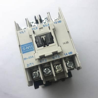 ***三菱交流接触器 S-N21 线圈电压24v 36v 110V、220V、380V