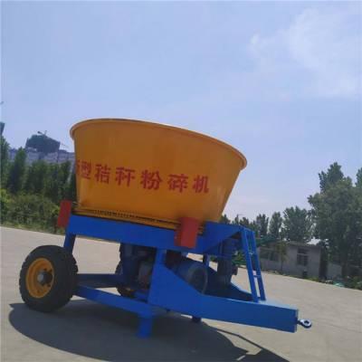 山东圣时机械厂家(图)-草捆粉碎机价格-草捆粉碎机