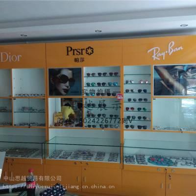 暴龙眼镜柜设计公司眼镜柜定制珠宝柜展示柜