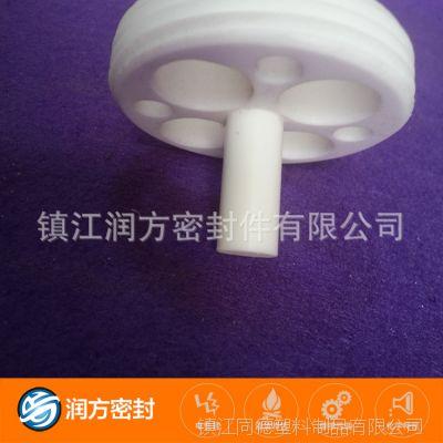 聚四氟乙烯光滑制品(可以做到镜面)耐高温,自润滑,耐化学腐蚀