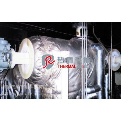 汽轮机可拆卸式保温被|淄博热盾|厂家直销|可重复使用|方便检修