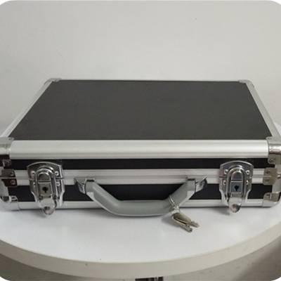 定做铝合金精密仪器箱航空手提五金工具箱多功能铝合金仪器箱